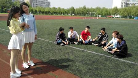 蚌埠学院11院系学生会联合摄制《梦想正在启航》