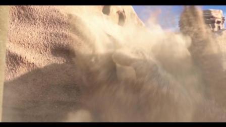 获得12个提名、3个奖项的视觉特效3D动画短片: 《沙漠城堡》