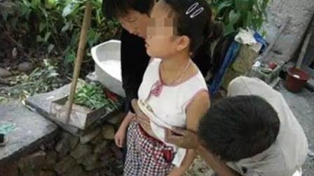 农村老汉诱骗小女孩到树林玩耍 39