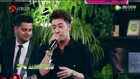 《我们相爱吧》潘玮柏向吴昕唱歌求爱, 这是要公布恋情吗?