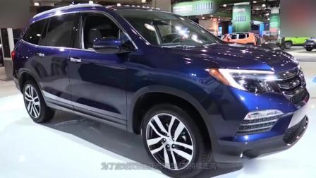 全新中大型合资SUV又来个猛将! 2.0带T配6速还是7座, 全系带四驱, 上市后剑指汉兰达!