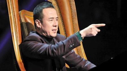 杨坤一首《无所谓》让导师们同时转身, 不愧是实力歌手