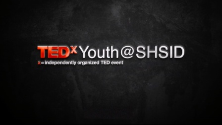 Grace Jing@TEDxYouth@SHSID