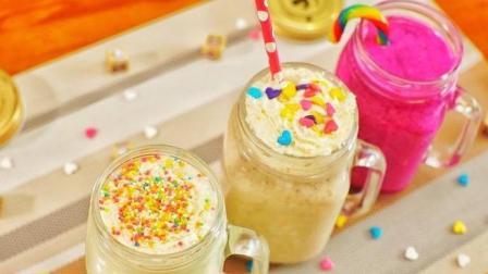 寻味手札 第一季 颜值爆表的水果奶昔 这个夏天你值得拥有