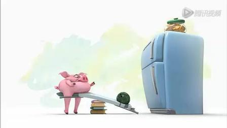 经典: 一头永远吃不到曲奇饼干的猪