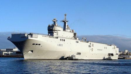 又一西方大国派战舰来亚太巡航 结果却自取其辱