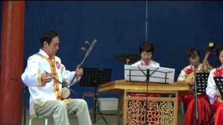 中国乐器演奏家孟昭宏板胡独奏《红军哥哥回来了》