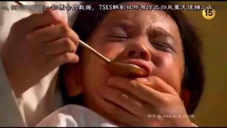 看懵, 夫人毒死了女鬼的孩子, 女鬼伤心欲绝, 流下血泪!