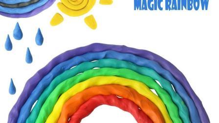 颜色屋 看见五彩彩虹
