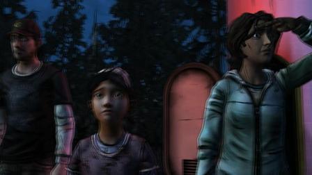 风带实况《行尸走肉》第二季05被丧尸咬,被敌人抓