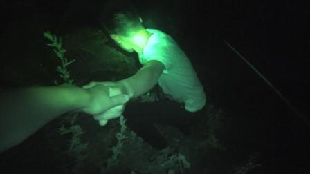 不作会死 2017:凌晨寻找深山里面的野人洞穴 133        9.1