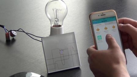 how to use kc868-g smart home system to control zigbee switch