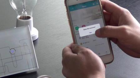 how to use kc868-g smart home system security alarm app message