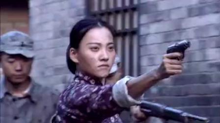 县城里日军残余部队拒绝投降, 八路军狙击手大怒, 枪枪爆头敌人!