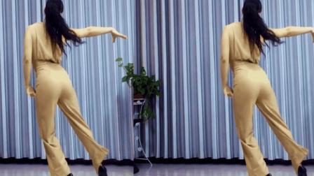 时尚动感广场舞《DJ背影》轻松减肥就靠它了 青青世界广场舞