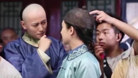 《龙珠传奇》花絮: 秦俊杰和杨紫二人旁若无人, 互相对视, 这是要干什么呢?