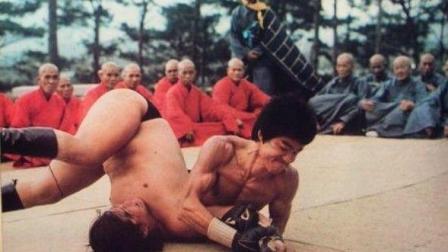 看电影学MMA, 李小龙(bruce lee)教你柔术降服技
