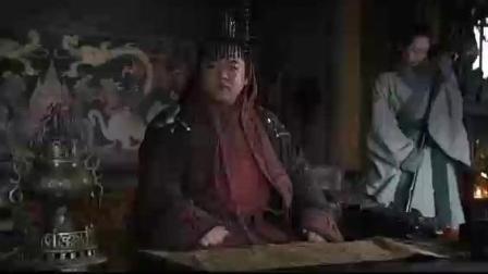 三国-诸葛亮北伐调兵, 老将军子龙争当先锋的画面!