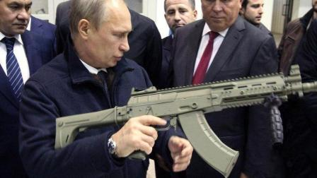 【讲堂129期】一把出色的步枪, 性能超越AK47, 售价却只要300块钱