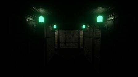 【鑫巴】恐怖游戏《Alone In Space》太空飞船散步记