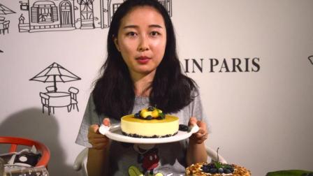 《西格·菲尔美食厨房》第一季第五集 芒果慕斯蛋糕