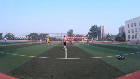淄博GDZB足球俱乐部实况足球录像2017.8.6友谊赛超清录像淄川锋霸8分钟连入4球堪比莱万!
