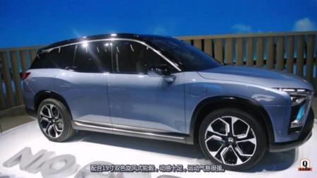 大7座纯电动SUV, 智能四驱, 百公里加速仅6秒, 媲美特斯拉, 堪称国产最美电动汽车