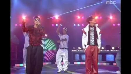 韩国组合Turbo经典回顾之歌曲《Twist King 》, 金钟国带你一起Dance