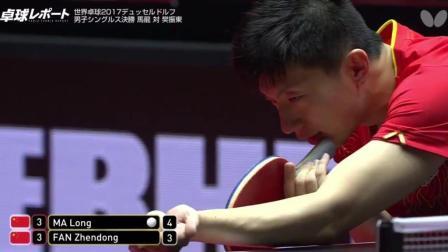 把外国人打绝望不算什么, 两个中国人打乒乓才恐怖, 你们演杂技啊!