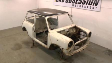 Binky项目-第一期-奥斯汀Mini GT4--修复车子外壳