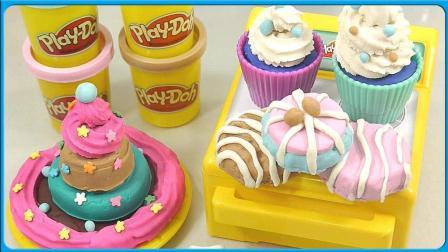 儿童手工培乐多彩泥蛋糕制作 卡通动画橡皮泥冰淇淋玩具套装 火影忍者 秦时明月 猪猪侠