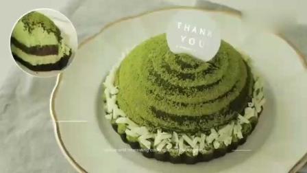 抹茶提拉米苏派, 爱情的甜品