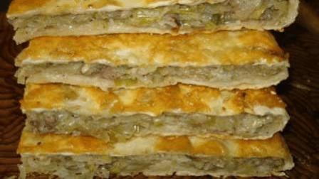 河南濮阳特色名吃——状馍, 皮酥肉嫩, 块大肉多 香而不腻