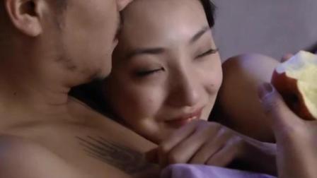 女子背叛丈夫整天和情人在一起, 情人三言两语就把她哄的这么开心