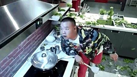 小岳岳和张小斐大闹厨房, 差点变相声界太监