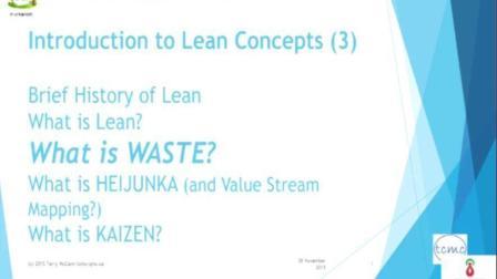 精益概念3之什么是浪费
