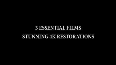 英国《巴斯特·基顿经典电影(4K修复版)》限量版蓝光套装预告