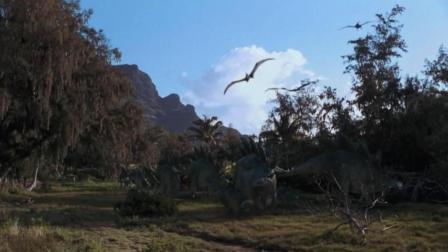 恐龙世界 第17期 恐龙妈妈寻找丢失的恐龙蛋04 侏罗纪公园 亲子游戏