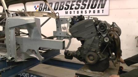 Binky项目-第四期-奥斯汀Mini GT4--试装机器