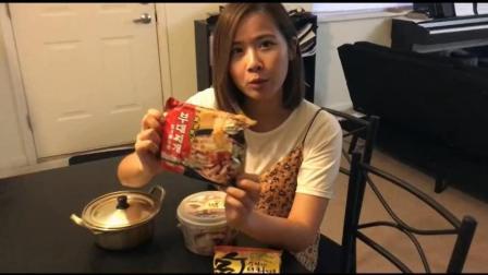 中国留学生试吃3种韩国泡面, 网友: 没有老干妈的日子怎么过?