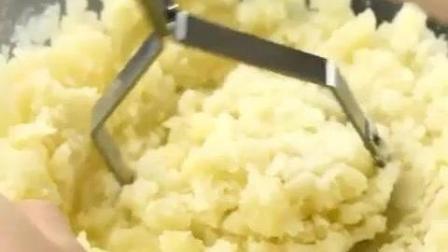 家常菜点心系列教学 简单易做的意式土豆丸子!