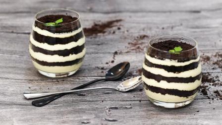 奥利奥木糠杯, 最适合懒人制作的快手甜品, 你都不知道有多简单!