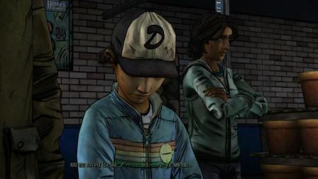 风带实况《行尸走肉》第二季07代价昂贵的逃离