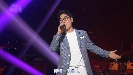 韩国情歌之神金延宇现场演唱《花样男子》,现场躁动不已