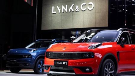 领克汽车 《lynk&co》 官方网站大揭秘