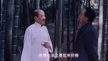 毛主席和蒋先生的对话, 每一句都是智慧的对决!
