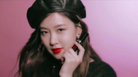 BLACKPINK代言日本Dior唇膏系列写真大图