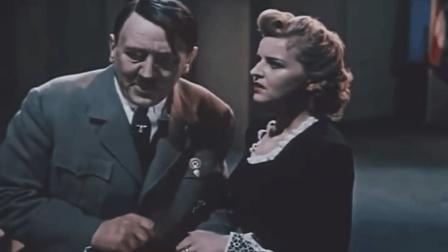 希特勒众叛亲离, 唯有情妇爱娃伴其左右