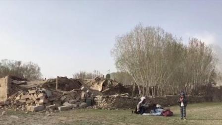 8斗传媒 新疆博尔塔拉州精河县发生6.6级地震