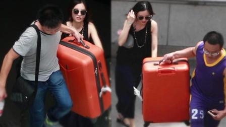 【JokeTV社会实验】会有人帮助瘦弱的女生提箱子吗?